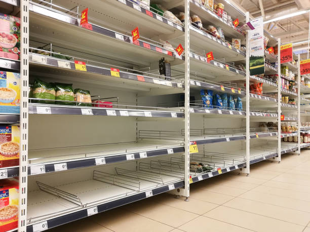 Food shortages