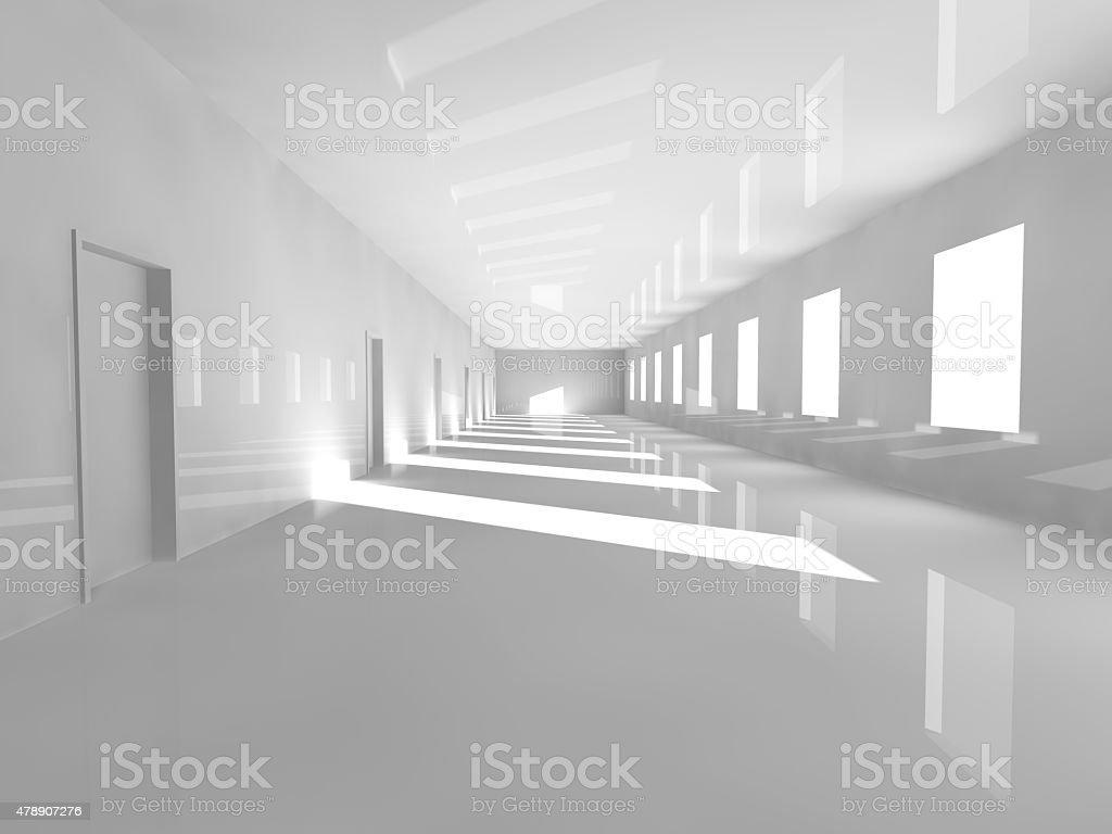 Remarkable Empty Showroom 3D Rendering Stock Photo Download Image Now Download Free Architecture Designs Scobabritishbridgeorg
