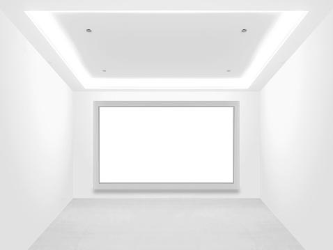 Surprising Empty Showroom Stock Photo Download Image Now Download Free Architecture Designs Scobabritishbridgeorg