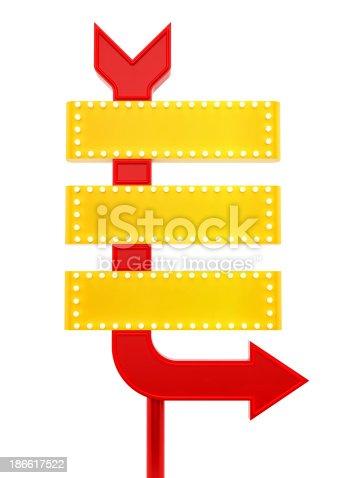 istock empty sign 186617522