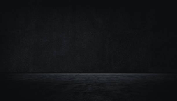 esvazie o fundo escuro spotlit - locais geográficos - fotografias e filmes do acervo