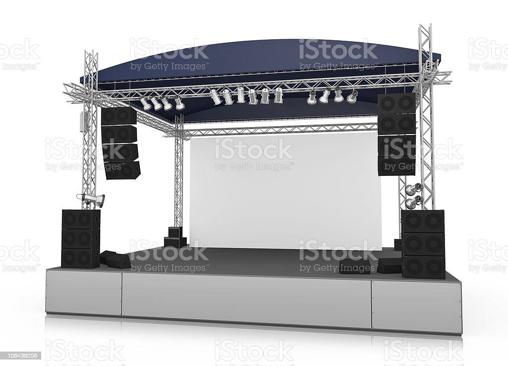 Bühne – Foto