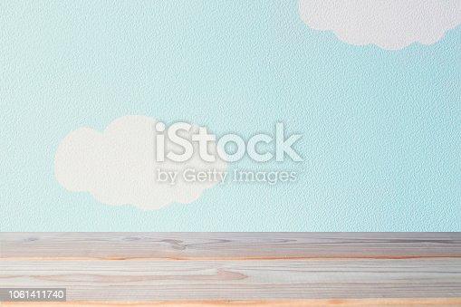 istock empty table in baby room 1061411740