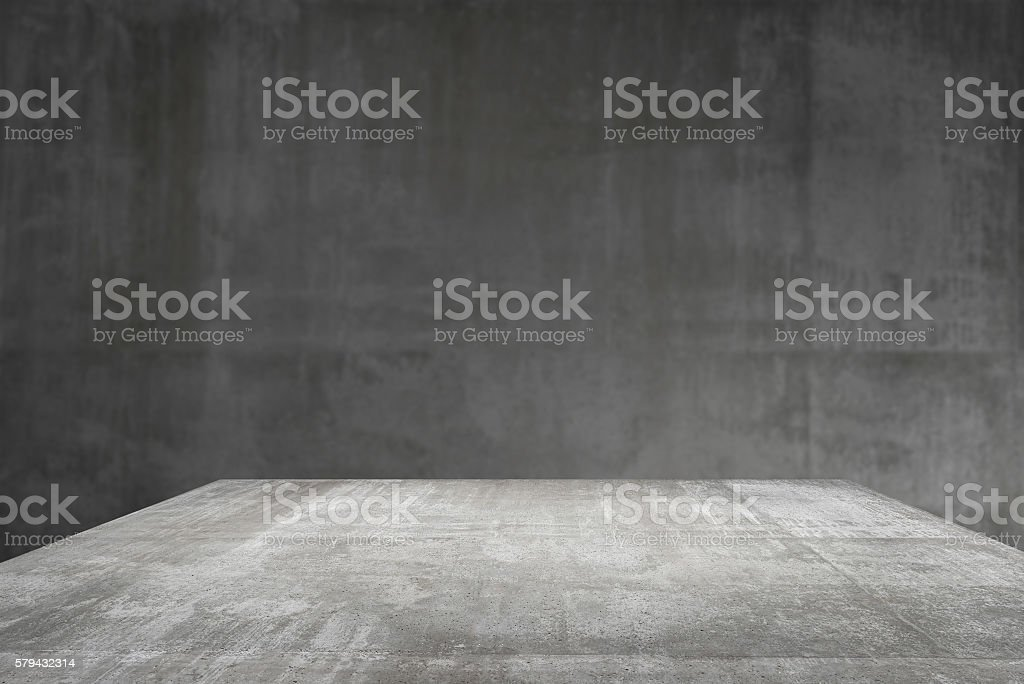 empty table top Ready for product display montage. stock photo