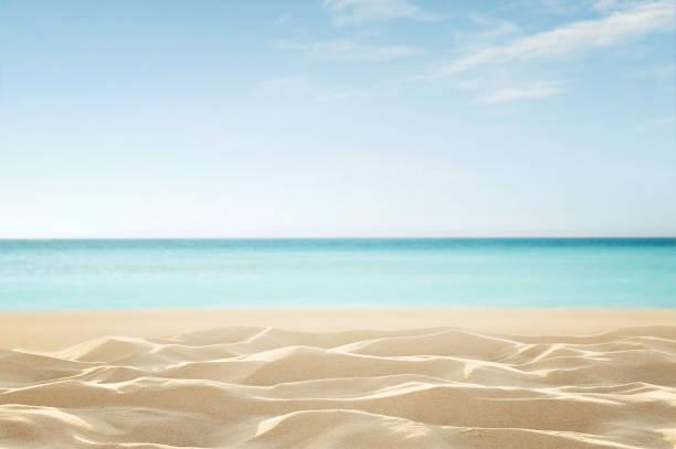 vacío playa tropical  - playa fotografías e imágenes de stock