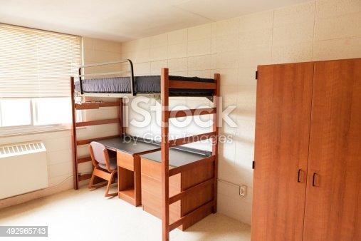 Dorm Inventory – Student Union |Empty Dorm Room
