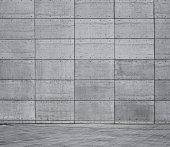 Empty urban background