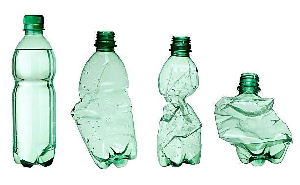 empty used trash bottle ecology environment - pet bottles bildbanksfoton och bilder