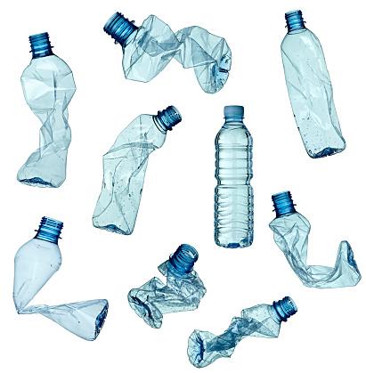 Foto de Esvaziar O Lixo Garrafa Ecologia Ambiente Usado e mais fotos de stock de Animal de estimação