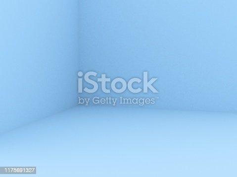 istock Empty Wall background 1175691327