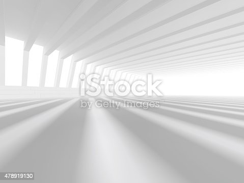 478919130istockphoto empty white open space 3D rendering 478919130