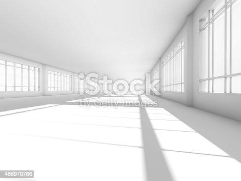 478919130istockphoto empty white open space 3D rendering 486970766
