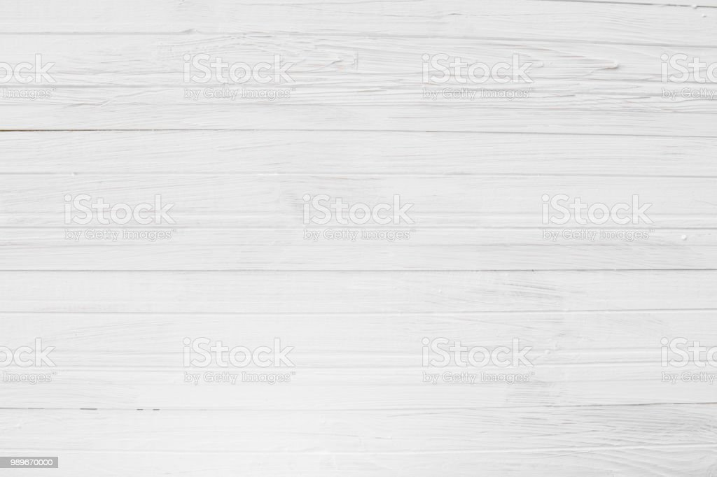 Empty White Painted Wood Background High Contrast Bright Light Top Angle  View Royalty Free Stock