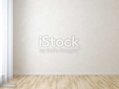 629801250istockphoto Empty White Room 122393887