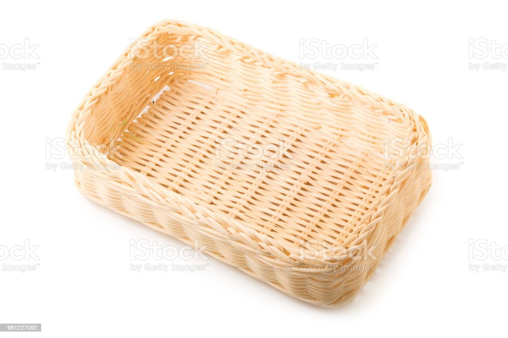 empty-wicker-baskets-or-bread-basket-isolated-on-a-white-background-picture-id961227092