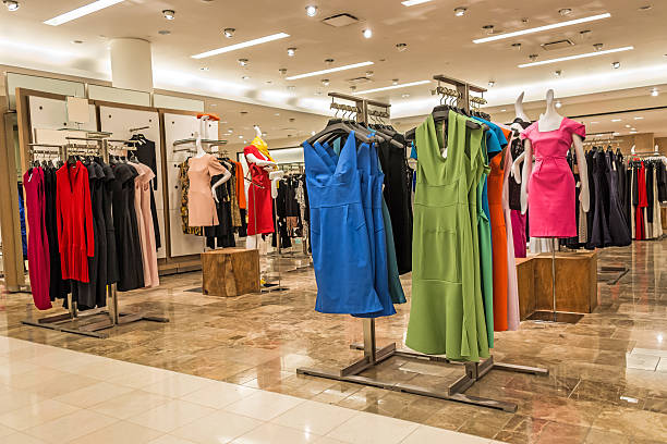 Leere Frauen boutique – Foto
