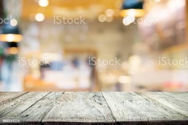 Empty wooden table for present product on coffee shop or soft drink picture id689344224?b=1&k=6&m=689344224&s=612x612&h=pco0lkccqv tq4b7o6b5vaaoh3pwvoj25gun9ufwrne=