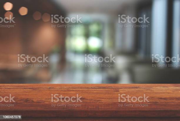Empty wooden table top on blurred background of resturant used for picture id1060457078?b=1&k=6&m=1060457078&s=612x612&h=gybt av42tpxz8sk8166km4xczm7mvgalm1jv8oqdow=