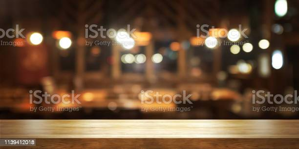 Empty wooden table top with blur coffee shop or restaurant interior picture id1139412018?b=1&k=6&m=1139412018&s=612x612&h=durlards7qeelwf7f5wum l5afi0ctwgac2nxaimtnq=