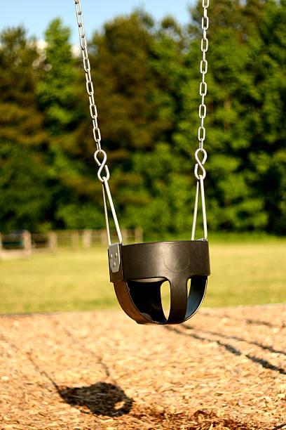 Emtpy Swing stock photo