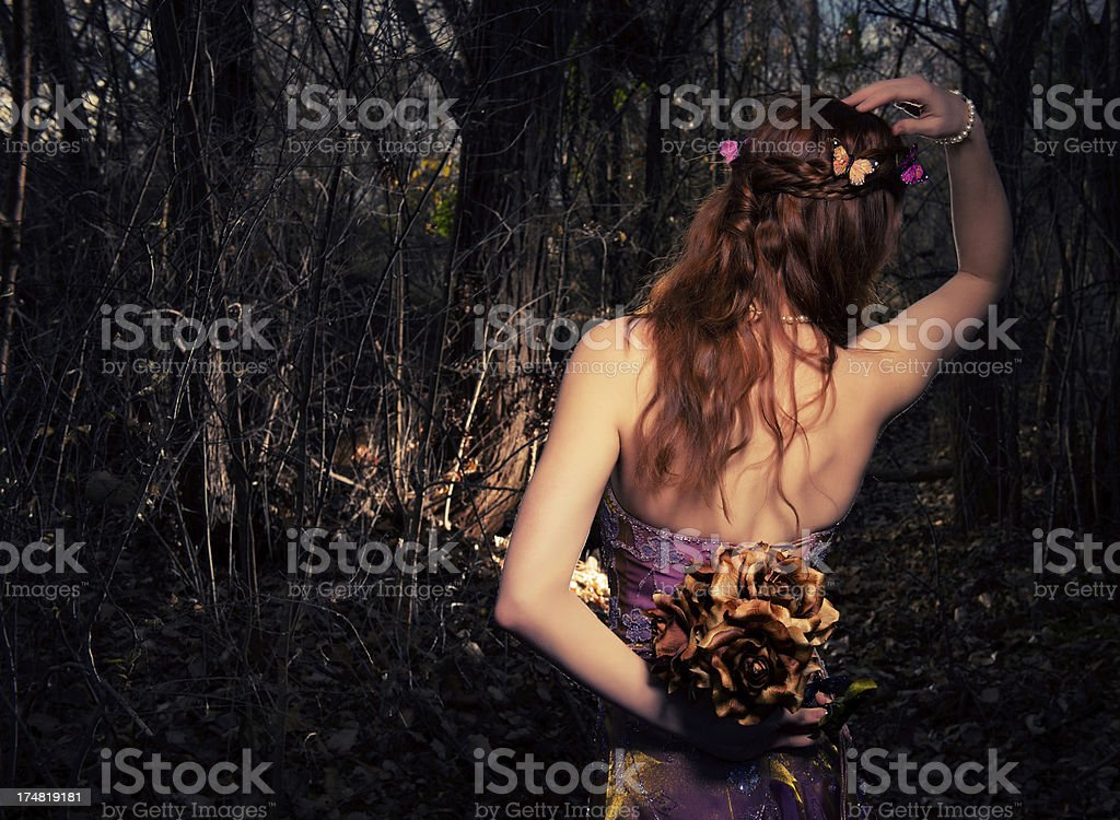 Enchanted Bouquet royalty-free stock photo