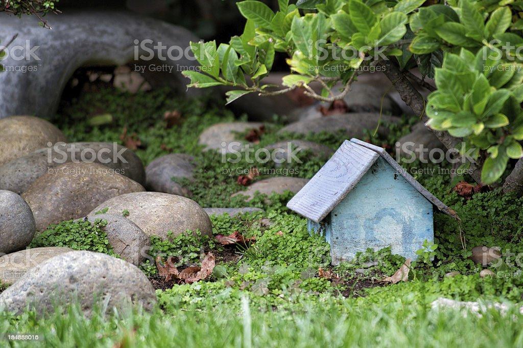 Enchanted Garden royalty-free stock photo