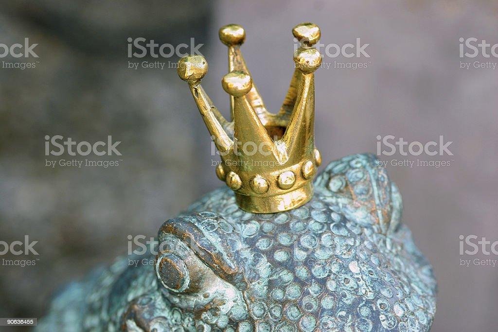 enchanted prince royalty-free stock photo