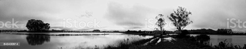 Enchente - foto de acervo