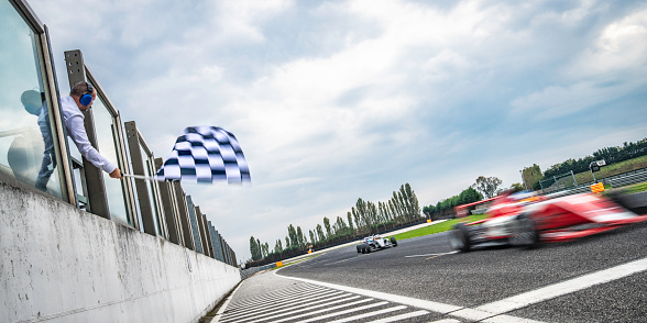 istock End of the race 1126025462