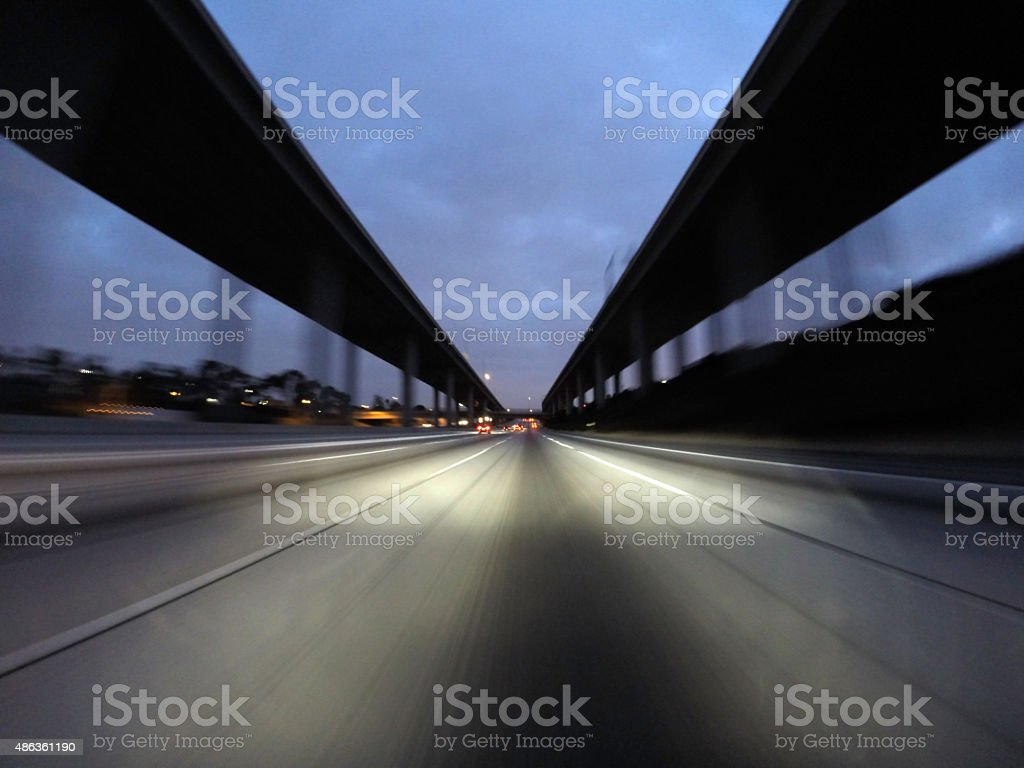 Endless Ramps stock photo