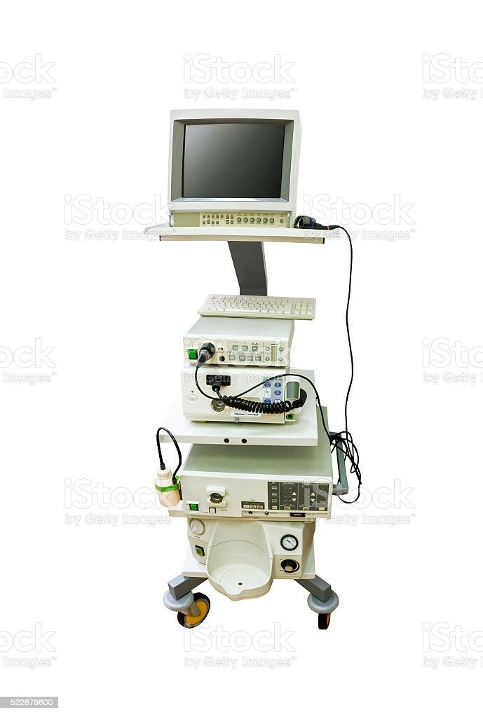 Endoscope stock photo
