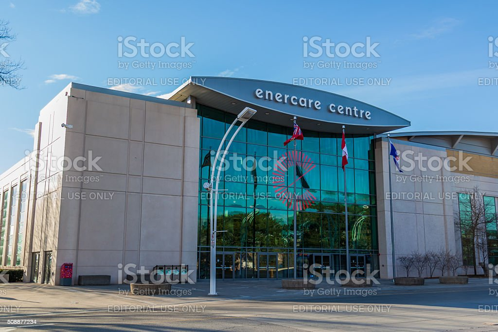 Enercare Centre at Exhibition Place stock photo