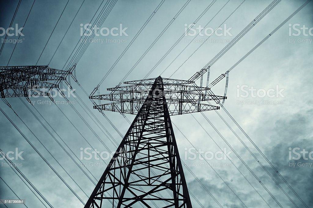 Energie stock photo