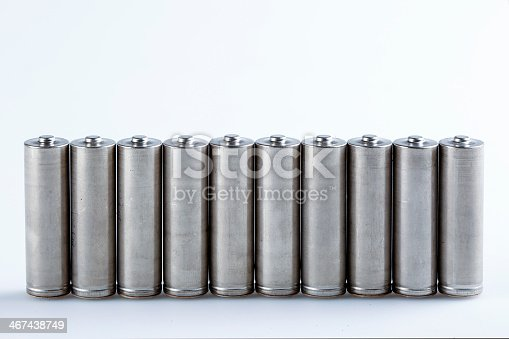 istock Energy battery background 467438749