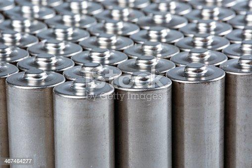 istock Energy battery background 467464277