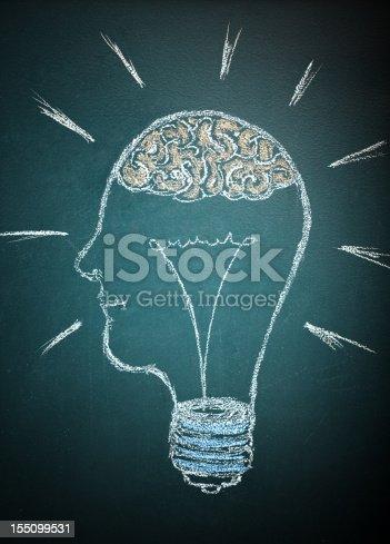 istock Energy brain 155099531