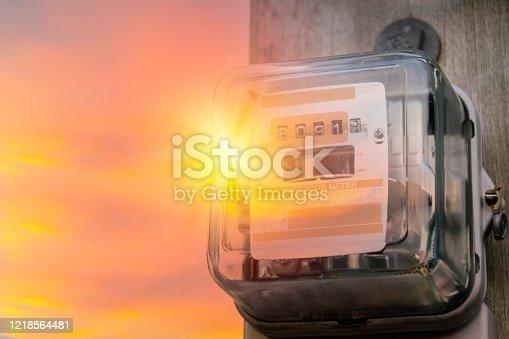 693910734 istock photo Energy concept 1218564481