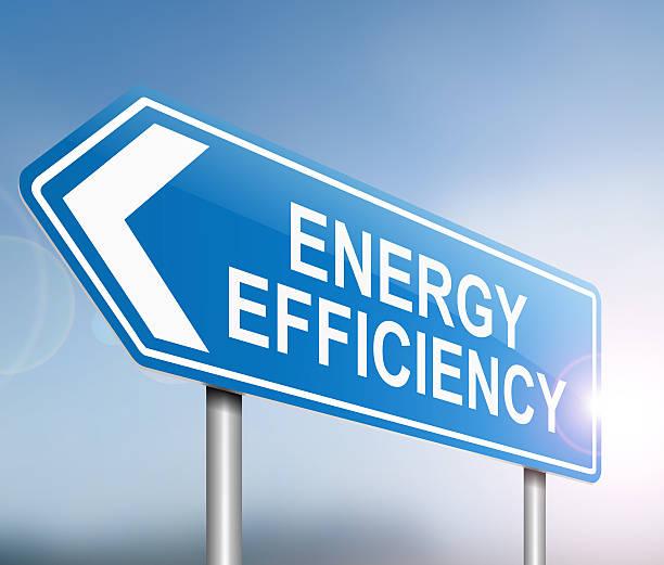 concept de l'efficacité énergétique. - efficacité énergétique photos et images de collection