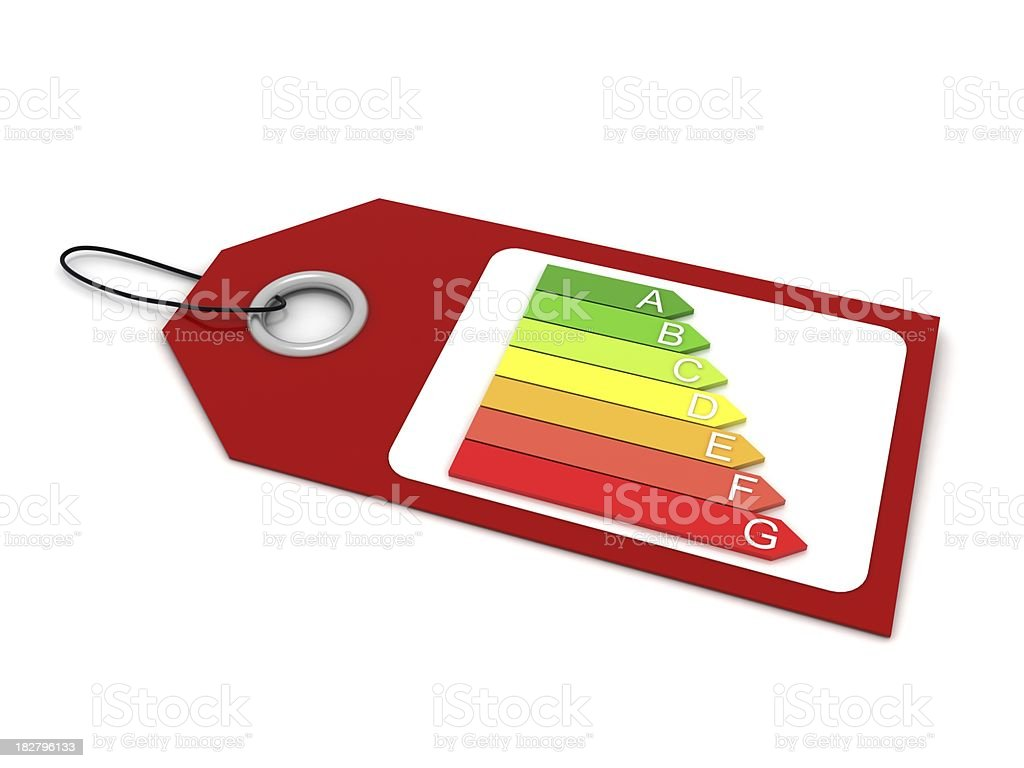 Energy Efficiency royalty-free stock photo