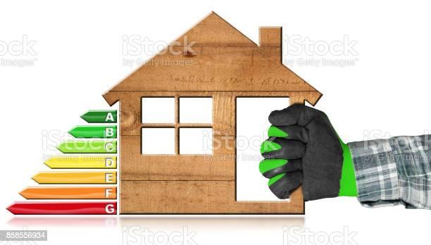 Energy efficiency wooden house picture id858556934?b=1&k=6&m=858556934&s=612x612&h=blxgluhovkdr3oizpojsi9sbtnlwkaaijw tko4qgr8=