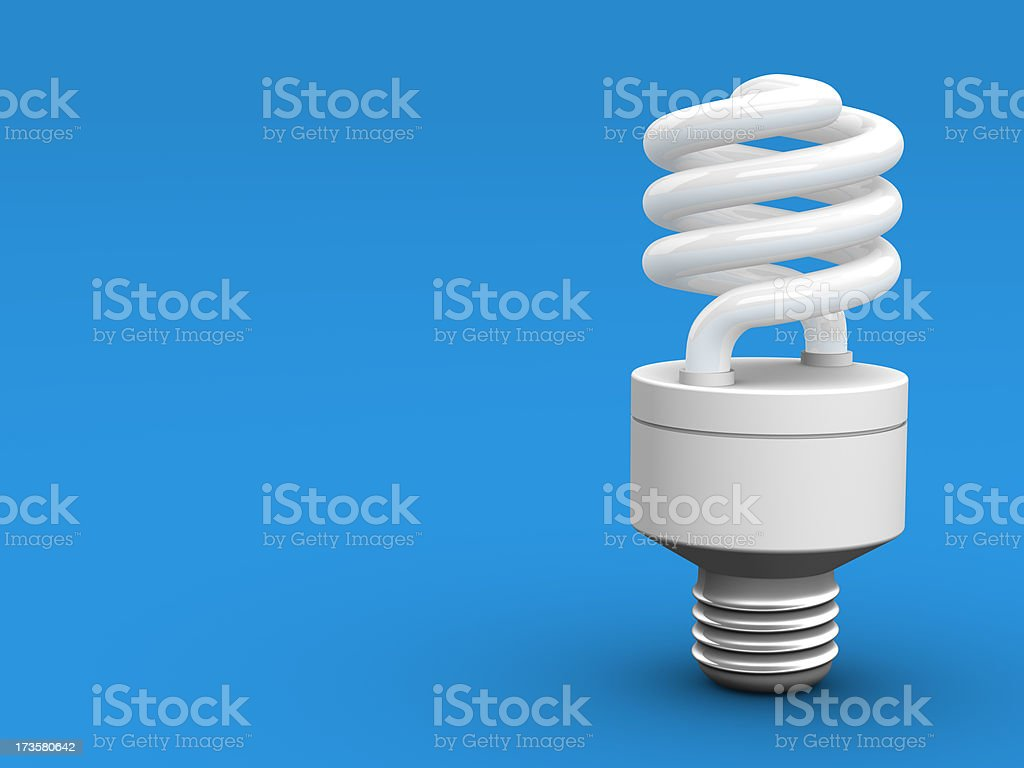 Energy efficient royalty-free stock photo
