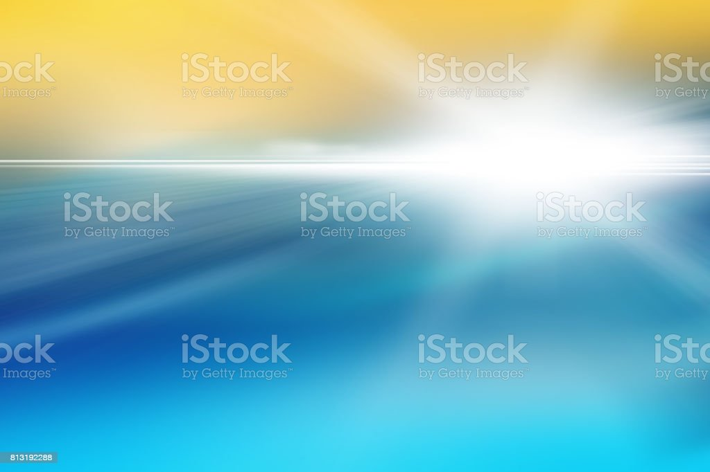 Energy Flow Defocused Blurred Motion Abstract Background stock photo