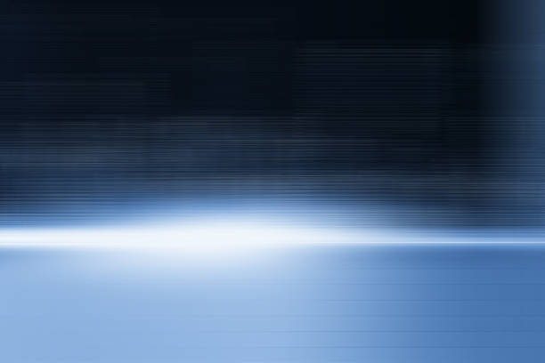 energiefluss unscharf gestellt, abstrakten hintergrund bewegungsunschärfe - weltraumaktivitäten stock-fotos und bilder