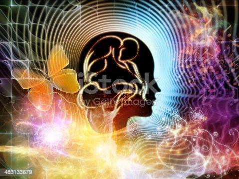 istock Energy of Human Mind 483133679