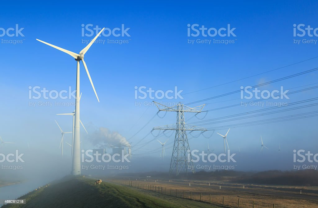 Energy! stock photo