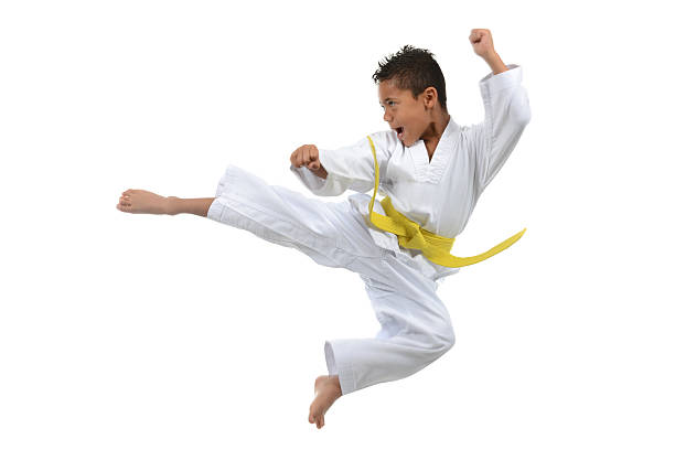 energy - martial arts gerville stock pictures, royalty-free photos & images
