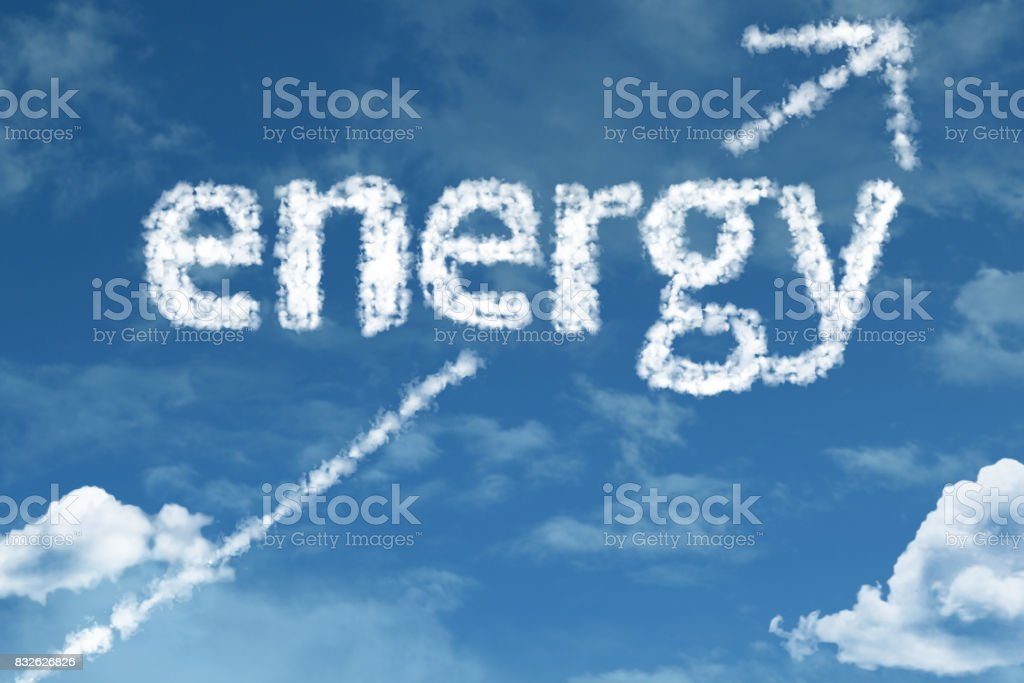 Energy stock photo