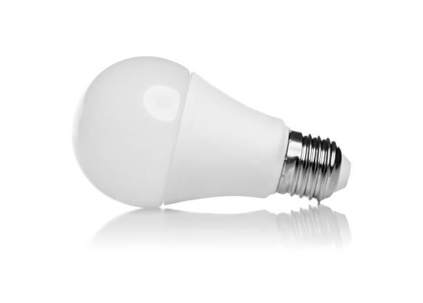 ampoule led à économie d'énergie - led photos et images de collection