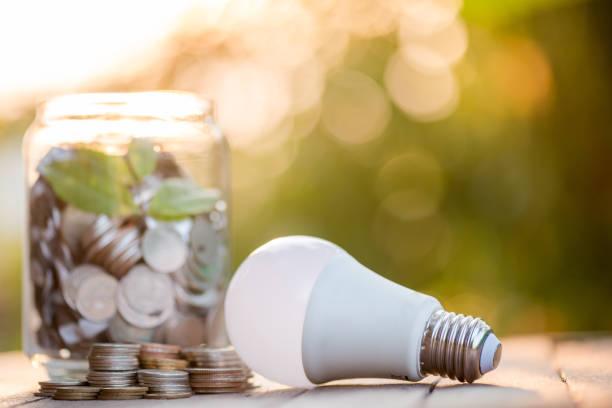 Energy saving LED BULB ECO With the environment – zdjęcie
