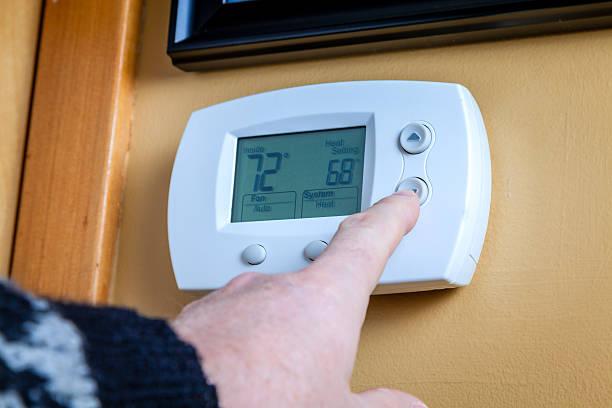 Energy saving stock photo